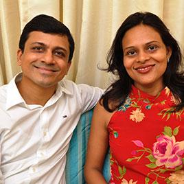 Shachindra & Bhawisha Joshi