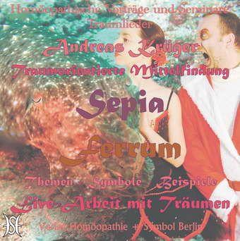 Sepia und Ferrum - Traumthemen und -beispiele, mit Livedeutung (Traumlieder 4)