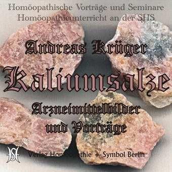 Kalium-Salze. Arzneimittelbild und Vorträge
