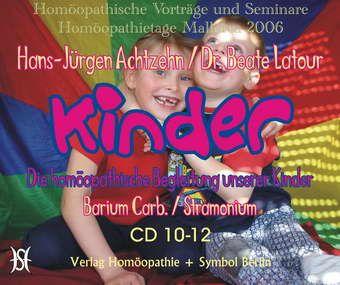 Die homöopathische Begleitung unserer Kinder: Barium Carb. / Stramonium