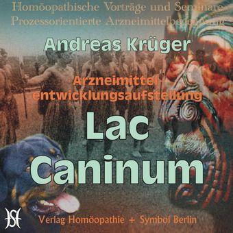 Lac Caninum - Arzneimittelentwicklungsaufstellung (AMEA)