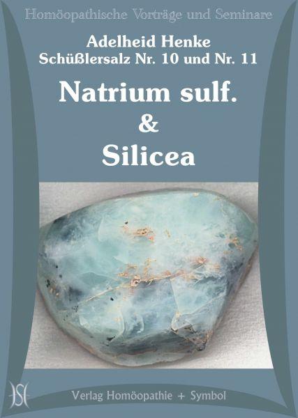 Schüßlersalz Nr. 10/11 - Natrium sulf. / Silicea