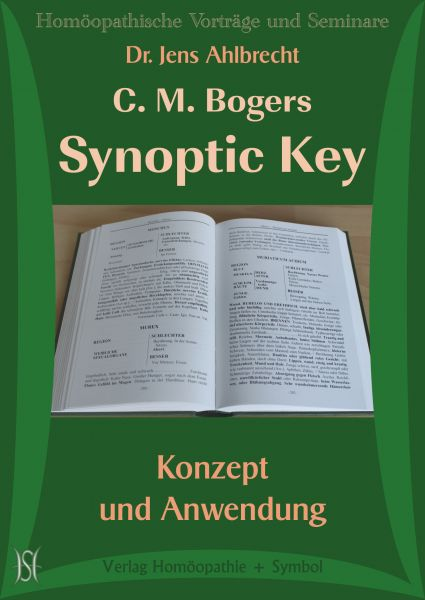 C M Bogers Synoptic Key Konzept Und Anwendung