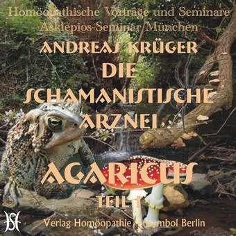 Schamanistische Arznei: Agaricus I / II