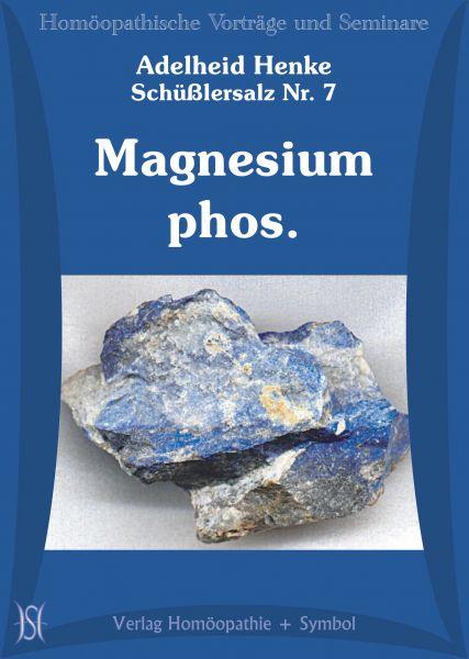 Schüßlersalz Nr. 7 - Magnesium phos.