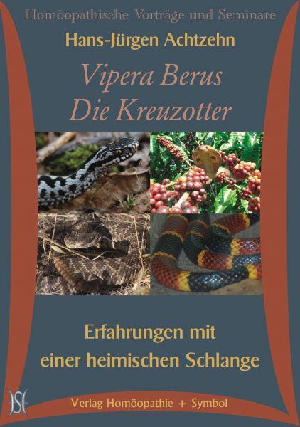 Vipera Berus - Die Kreuzotter. Erfahrungen mit einer heimischen Schlange.