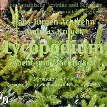 Lycopodium - Arzneimittelentwicklungsaufstellung